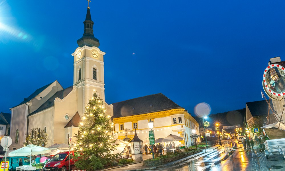 : Christkindlmarkt in Gars am Kamp