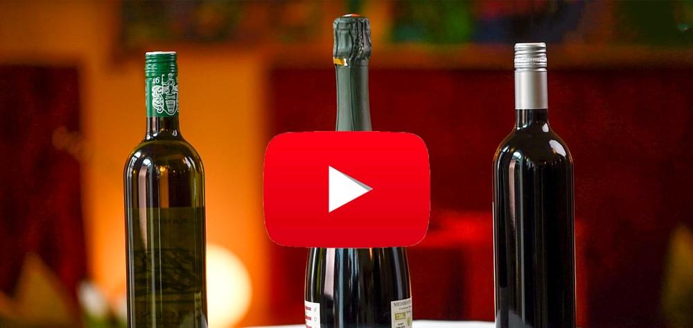 Weinpraesentation